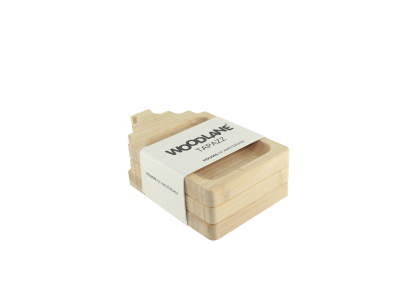 Woodlane Tapazz snackplank- 3 pack