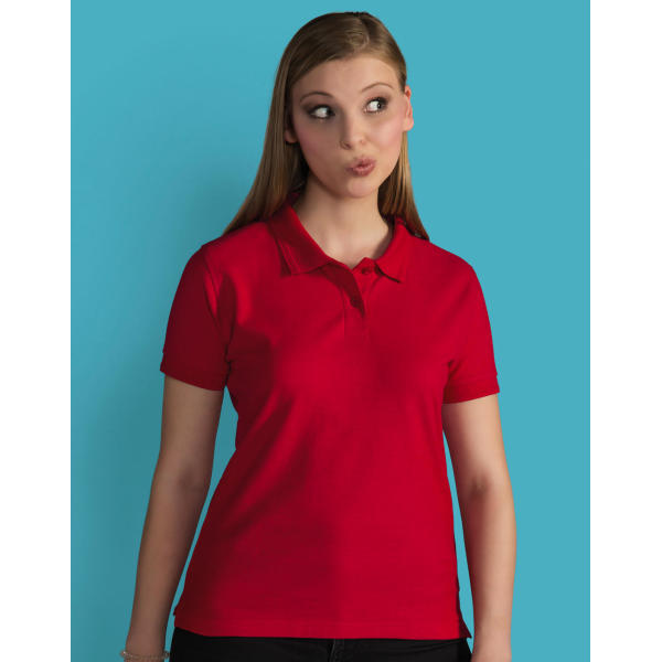 Ladies' Poly Cotton Polo