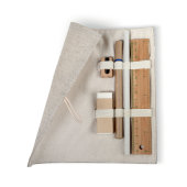 ECOSET - Stationary set in cotton pouch
