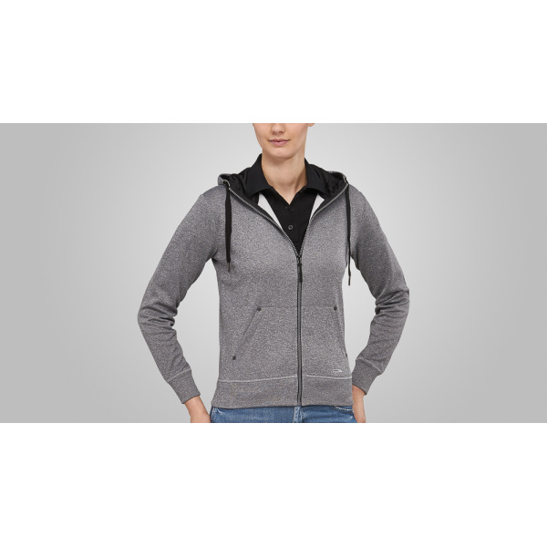 Macseis Sweater Hooded Creator for her Black Mel