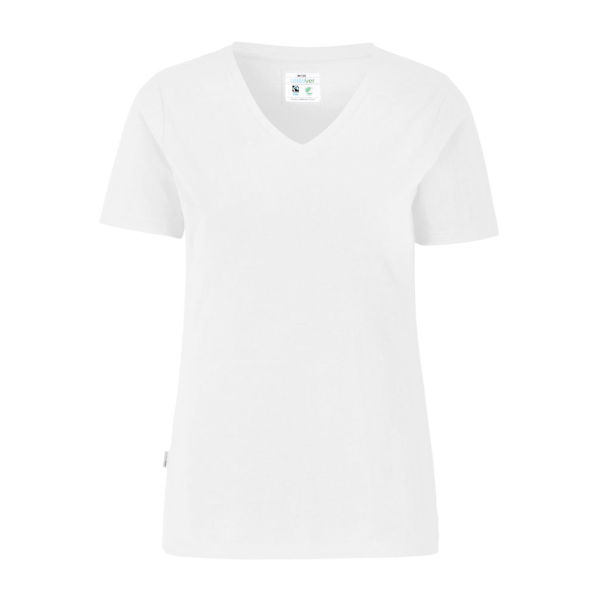 COTTOVER V-NECK SLIM FIT LADY