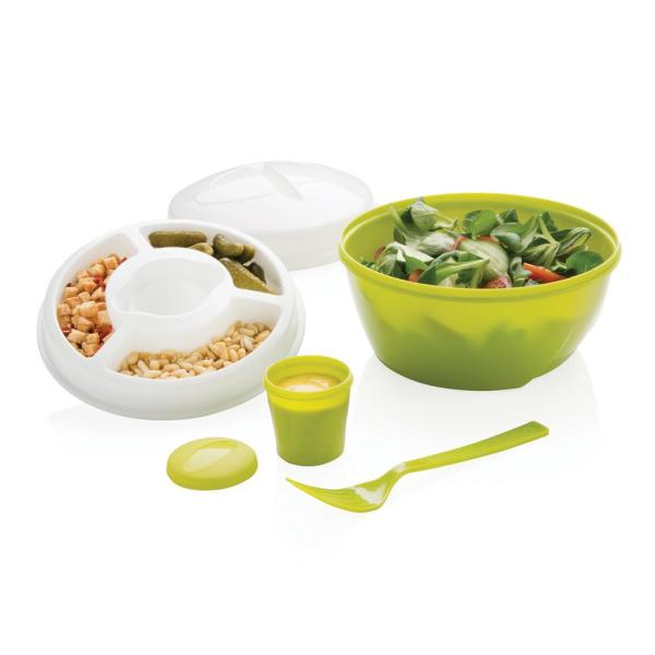 Salad2go box, groen