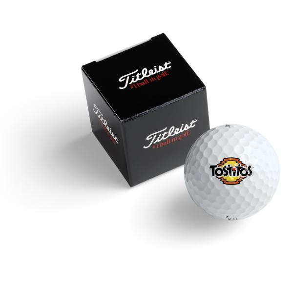 Titleist 1 Ball Pack Black