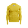 Craft Progress baselayer cn LS men swe. yellow xxl