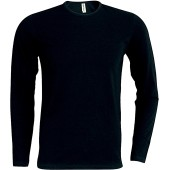 Helios > men's long-sleeved crew neck t-shirt