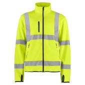 6105 Projob Light Softshell HV Sweatshirt