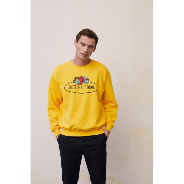 Vintage Sweat Set In Large Logo Print