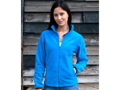 Ladies Fashion Fit Outdoor Fleece