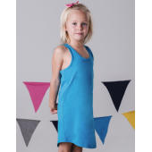 Girls Racerback Vest Dress