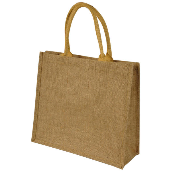 Shugon Short Handled Jute Shopper Bag