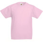 Kids valueweight t (61-033-0) light pink '14/15