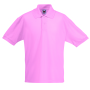 Kids 65/35 Polo, Light Pink, 14-15jr, FOL