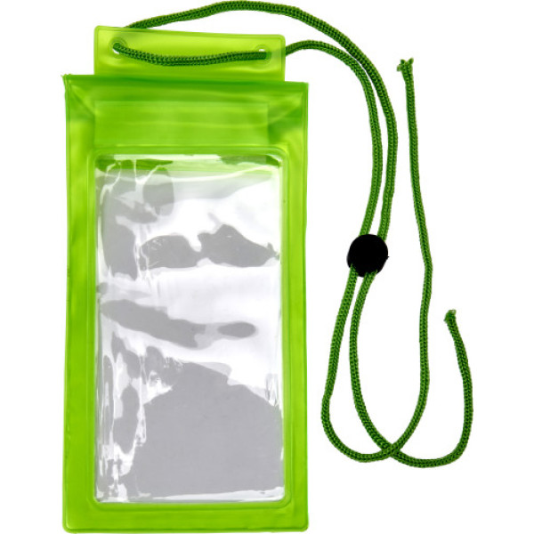 PVC pouch for mobile devices