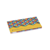 Sticky notes in omslag 2 in 1 135x75 mm 50 vel