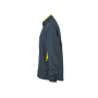 Men's Performance Jacket ijzergrijs/citroen