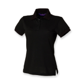 Dames Stretch Piqué Polo Shirt