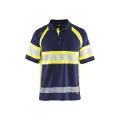 UV-Poloshirt High Vis Klasse 1