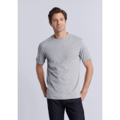Gildan T-shirt Premium Cotton Crewneck SS for him Heliconia S