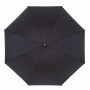 "Autom. golf umbrella ""Passat"", black"