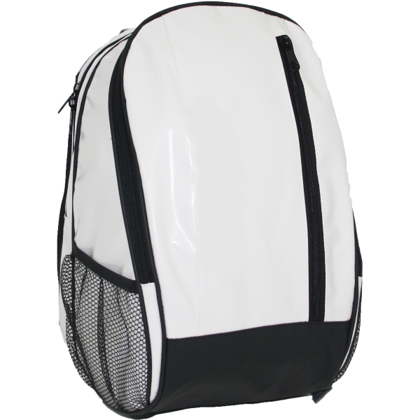 Dunga Backpack White / Black - NO LOGO - *
