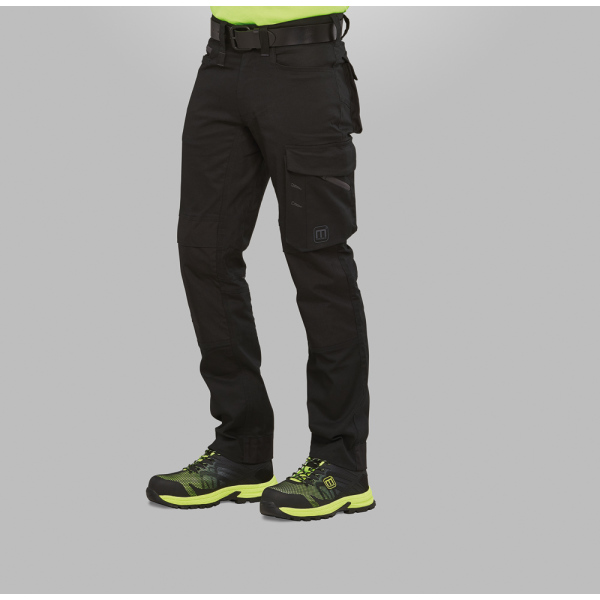 Macseis Pants Proneon Black/GR