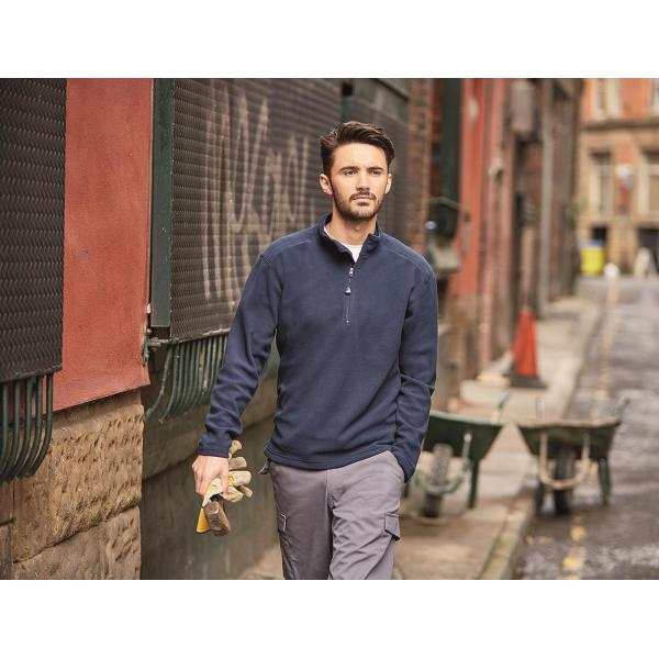 Men's Quarter Zip Microfleece