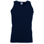 Valueweight Athletic Vest, Deep Navy, 3XL, FOL