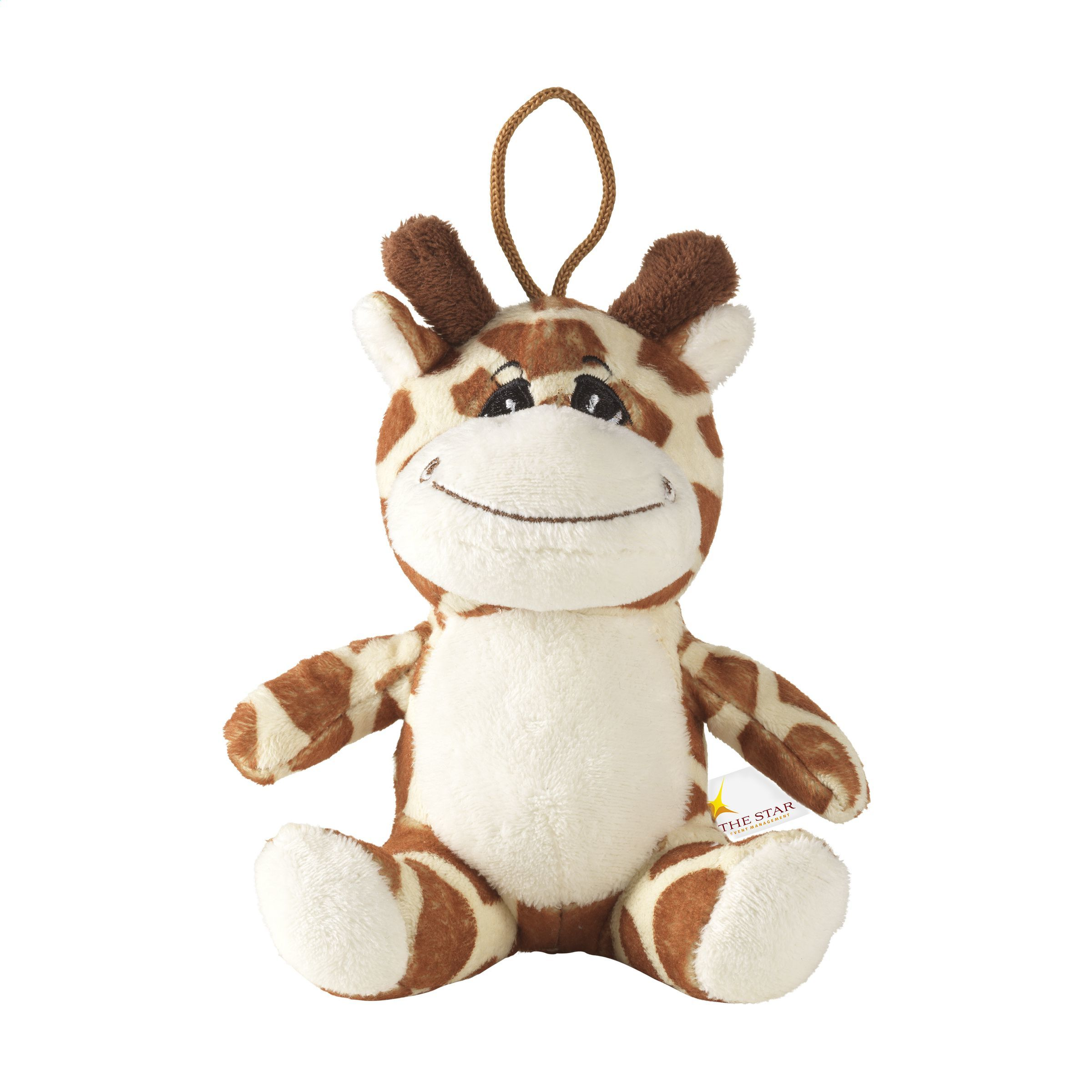 Animal Friend Giraffe knuffel