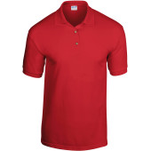 Dryblend®adult jersey polo red 3xl