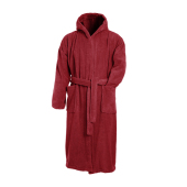 Bath Robe Hooded