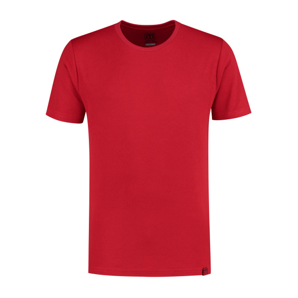 Macseis T-shirt Slash Powerdry Red