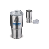 Thermobeker met logo 550ml