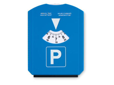 PARK &  SCRAP - Ice scraper in parking card