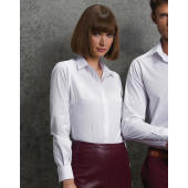 Women's Poplin Shirt LS