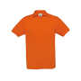Polo Safran / Unisex M Pumpkin Orange