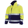 1251 Jacket HV Yellow/Navy s