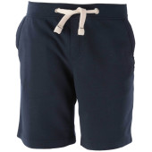 Bermuda french terry navy l