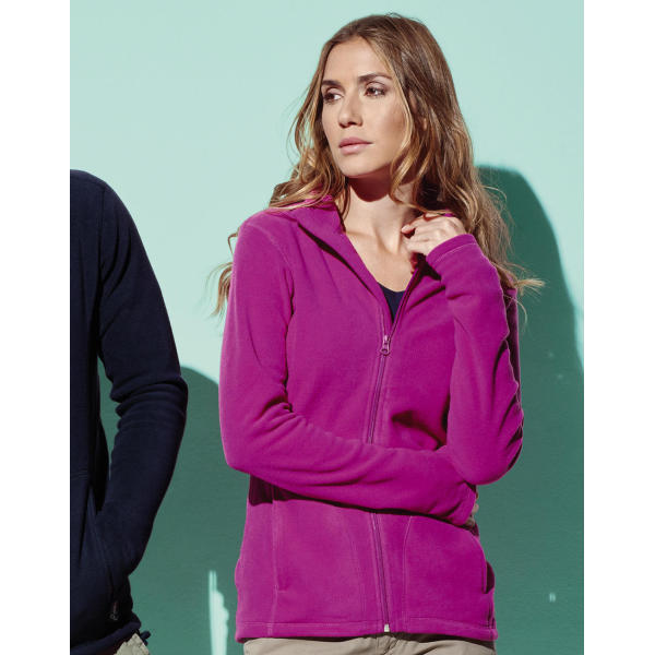 Active Fleece Jacket Women