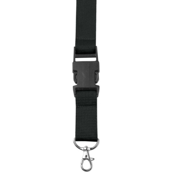 Lanyard (2,5 cm) met Buckle en Safety break