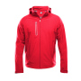 Clique Milford Jacket rood xs
