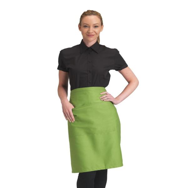 Polyester Waist Apron with Pocket