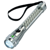 Luxe aluminium LED-zaklamp FLASH