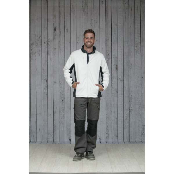 L&S Jacket Softshell Workwear