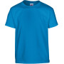 Heavy cotton™classic fit youth t-shirt sapphire (x72) '5/6 (s)