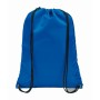 210D polyester rugzak TOWN - blauw