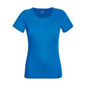 LADY-FIT PERFORMANCE 61-392-0 - Vrouwen Sport T-Shirt