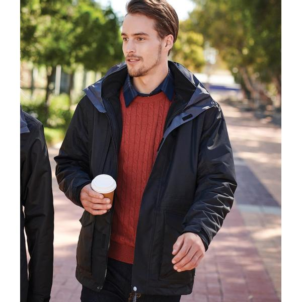 Benson III 3-in-1 Breathable Jacket