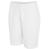 Damesbermuda washed white 44 nl (46 fr)