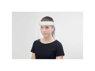 PROTECT - Face shield in PET