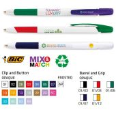 Bic Media Clic Grip Ecolutions balpen